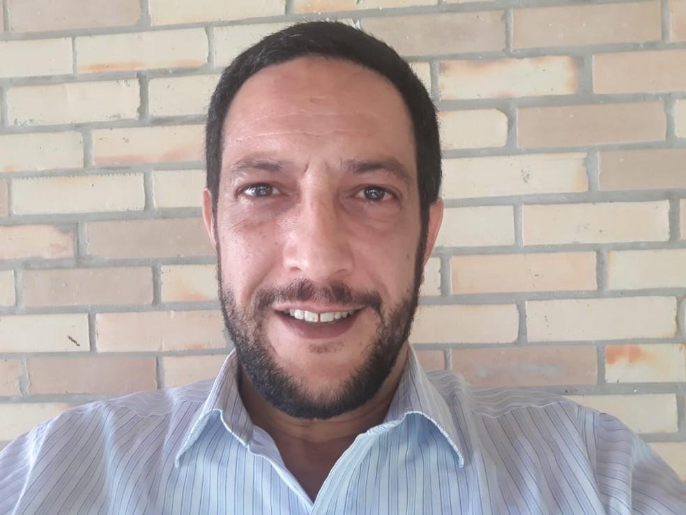 José Artigas de Godoy, doutor em ciências políticas pela USP e professor da UFPB — Foto: Arquivo Pessoal / José Artigas de Godoy