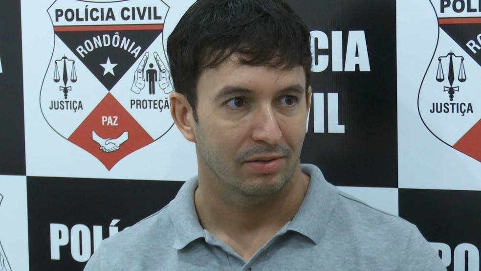 Delegado acredita que inquérito sobre o caso deve ser concluído nos próximos dias — Foto: Rede Amazônica/Reprodução