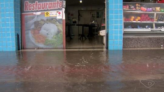 Chuva no ES deixa estado em alerta por risco de inundação e deslizamentos