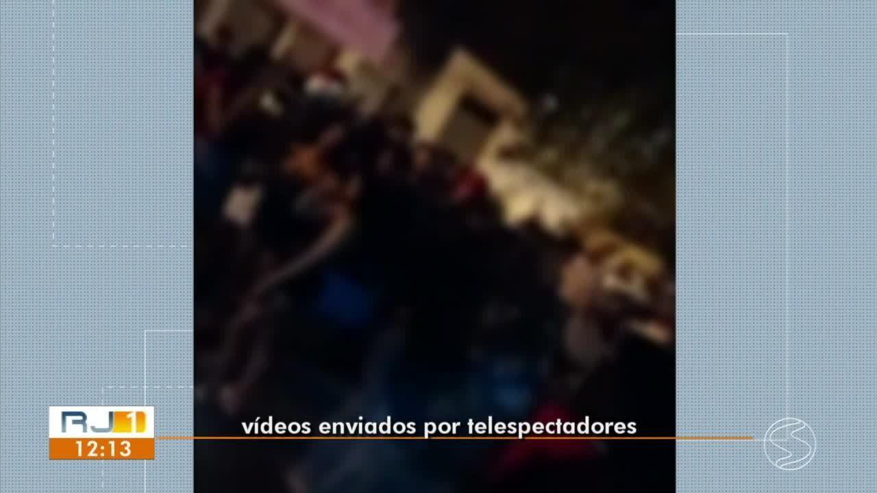 VÍDEOS: RJ1 TV Rio Sul de segunda-feira, 3 de agosto