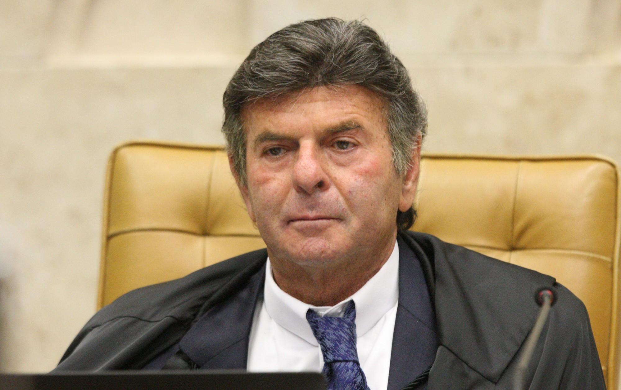 Ministro Fux abre ano Judiciário com um minuto de silêncio