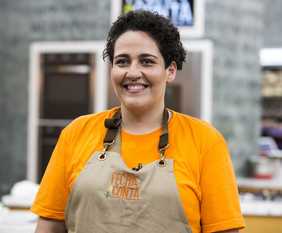 Jane Pereira - Participante do 'Fecha a Conta' — Foto: Ellen Soares/Gshow