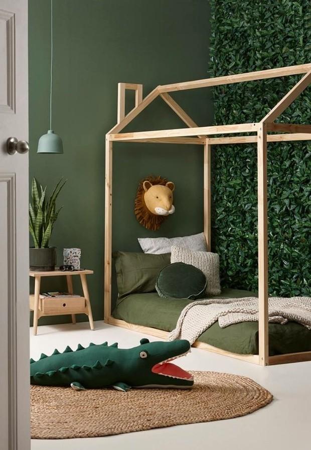 Cama montessoriana: saiba como usar e inspire-se com 8 ambientes (Foto: Reprodução)