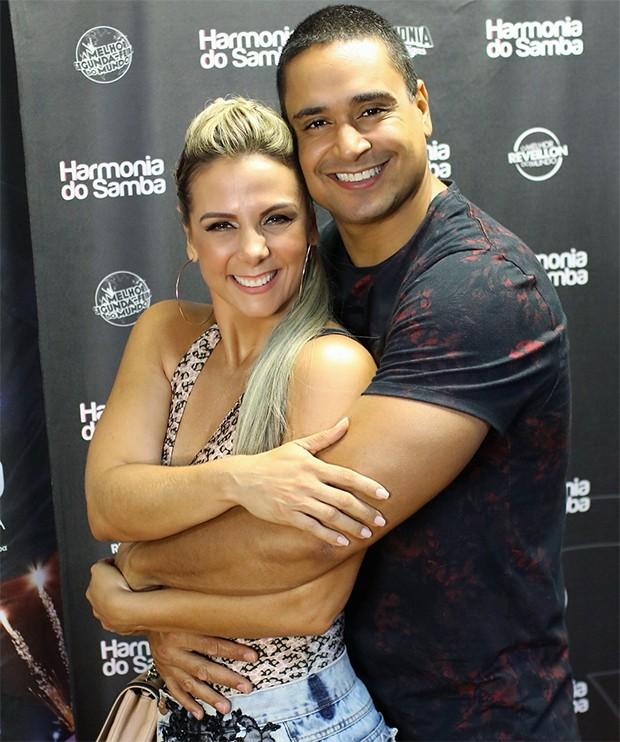 Carla Perez e Xanddy (Foto: Reprodução/ Instagram)