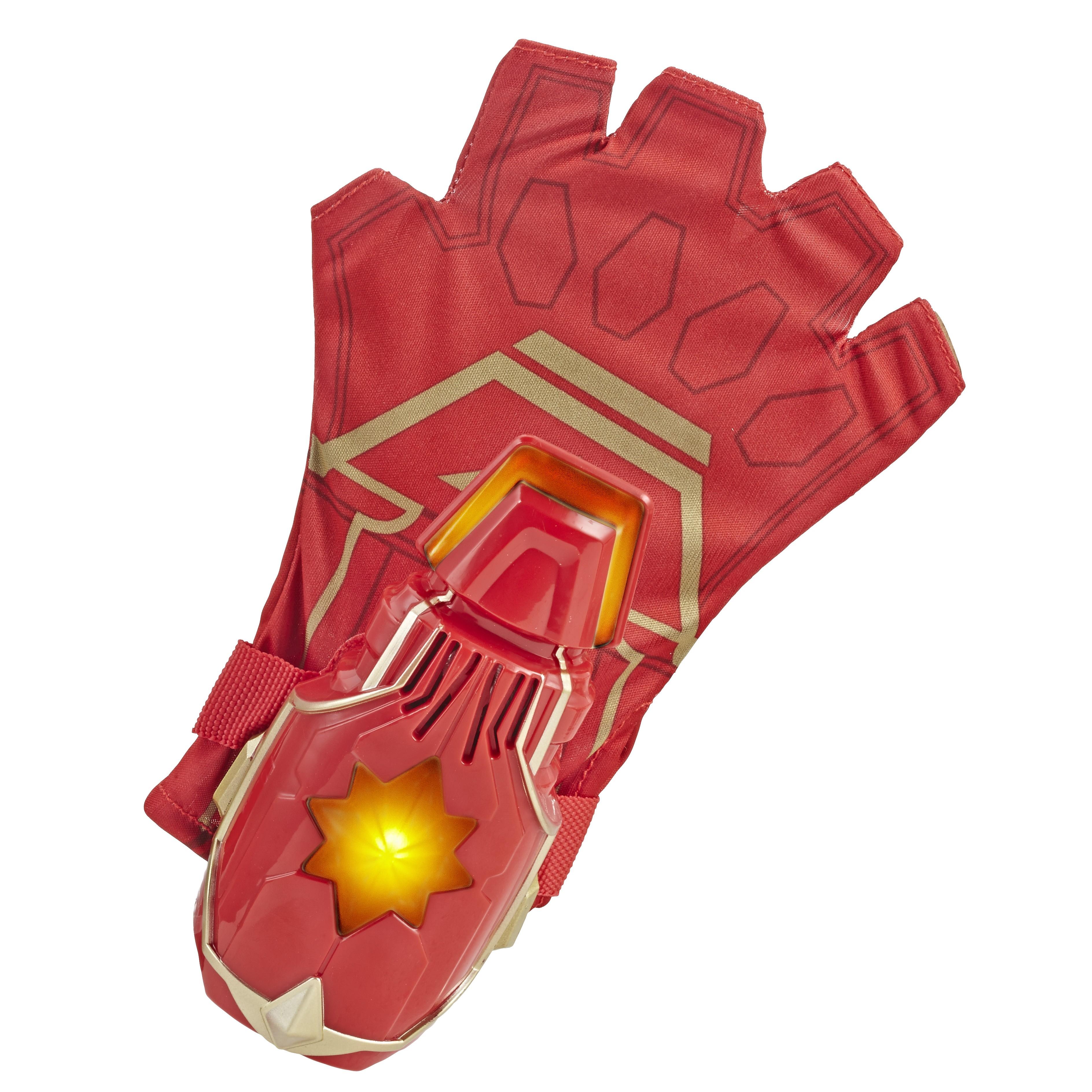 Luva da Capitã Marvel CML ROLE PLAY 1 (Foto: Hasbro/Divulgação)