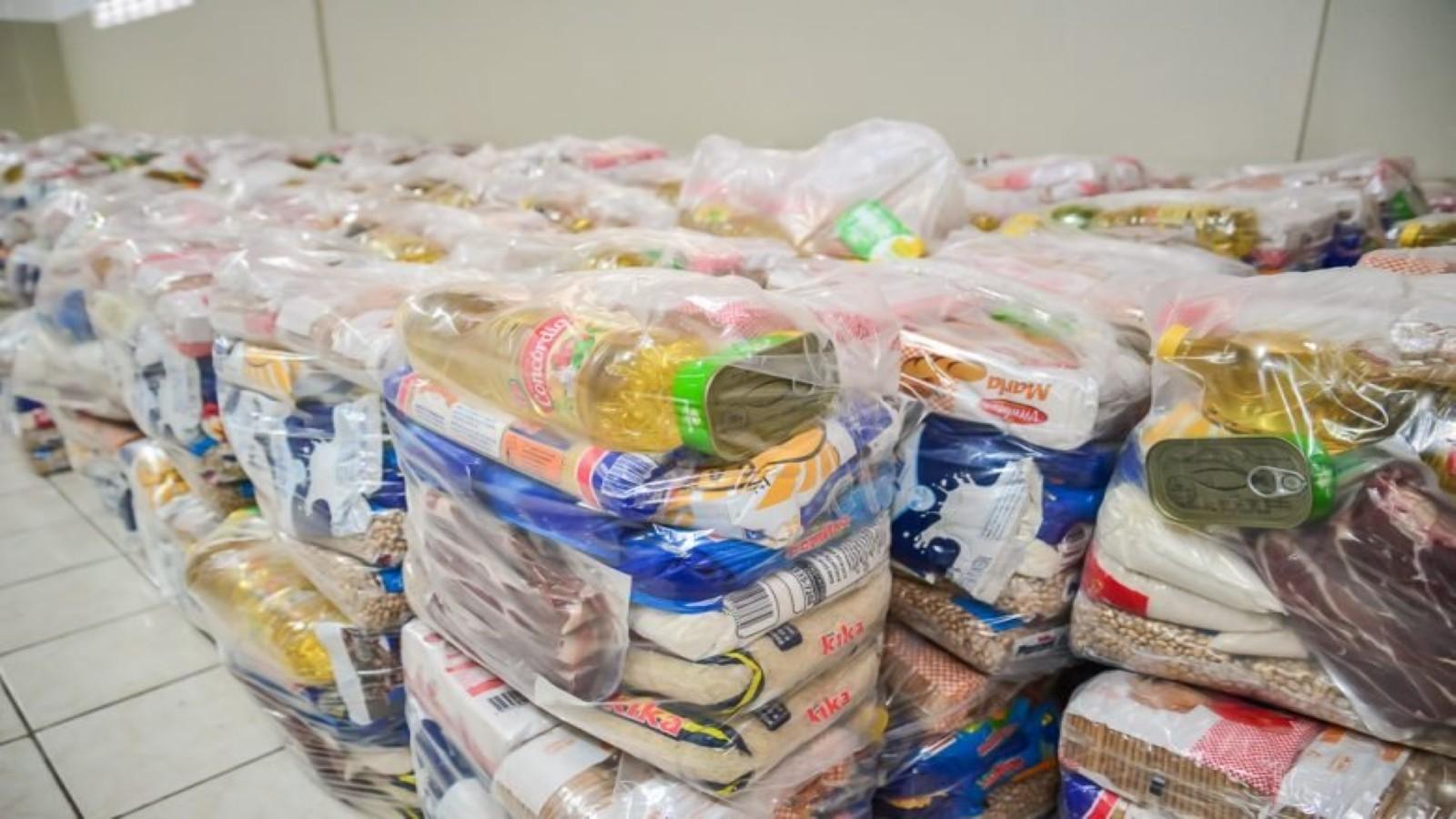 Serra Talhada contemplada com cestas básicas para atender famílias vulneráveis