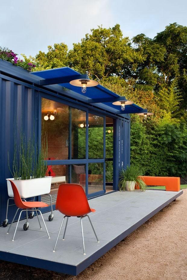 12 projetos incríveis com telhado verde (Foto: CHRIS COOPER/Divulgação)