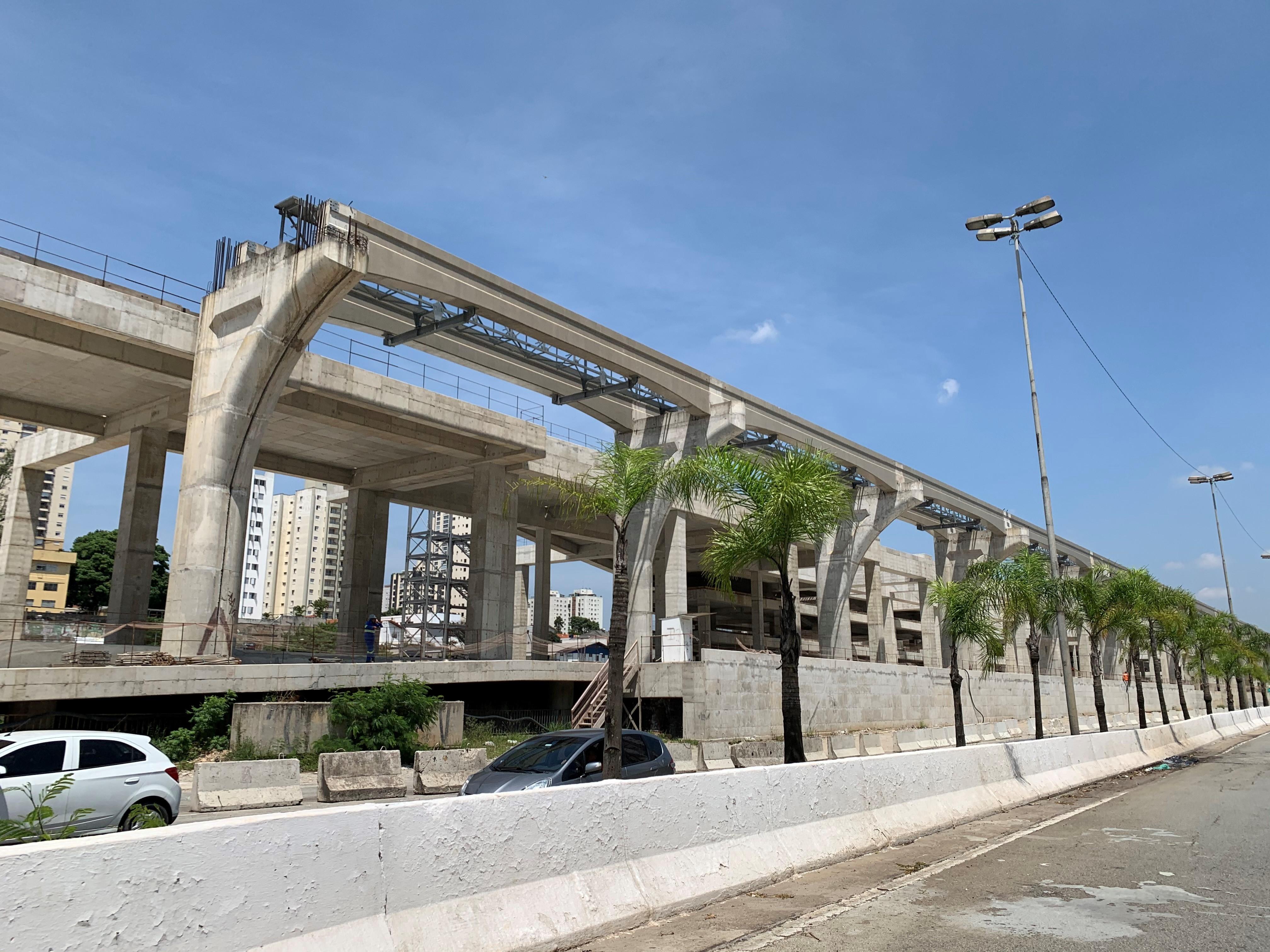 Metrô retoma licitação da Linha-17 Ouro do Monotrilho e escolhe empresa para realizar obras em estações