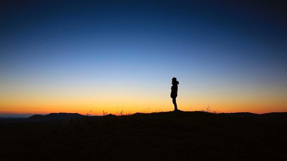 Solidão, depressão, viagem (Foto: Winner01/Pixabay)