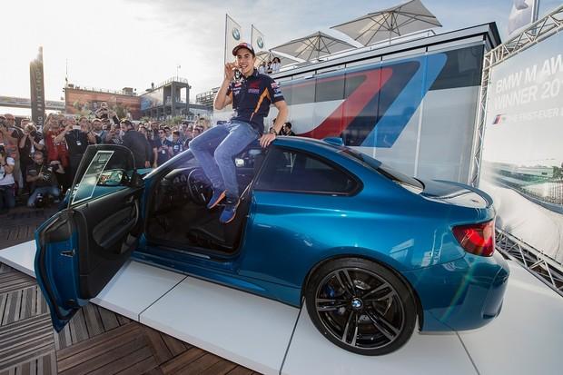 BMW M Award Marc Márquez (Foto:  Divulgação)