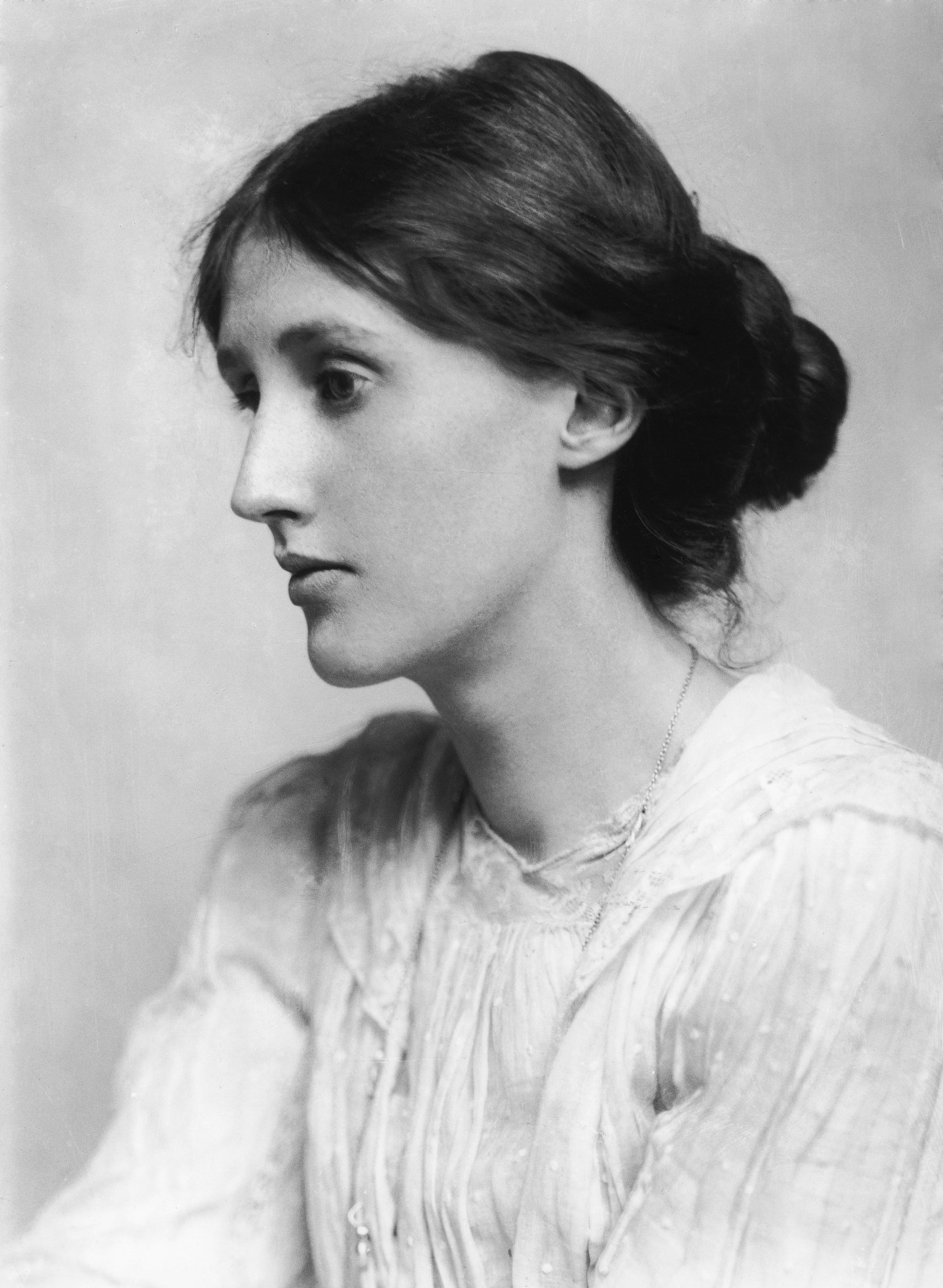 English novelist and critic Virginia Woolf (1882 - 1941), 1902. (Photo by George C. Beresford/Hulton Archive/Getty Images) (Foto: Getty Images)