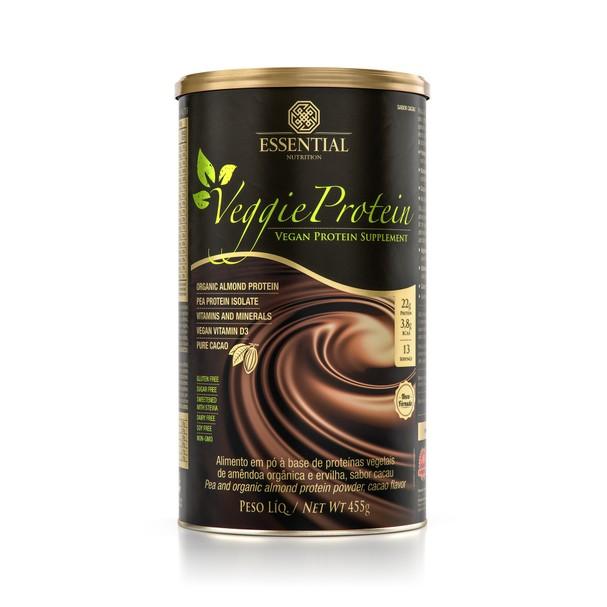 Proteína vegana de cacau, da Essential Nutrition (Foto: Divulgação)