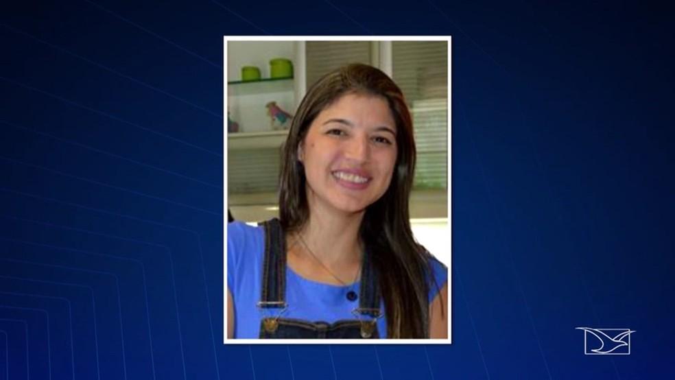 Mariana Costa foi assassinada pelo próprio cunhado em 2016, em São Luís. — Foto: Reprodução/TV Mirante