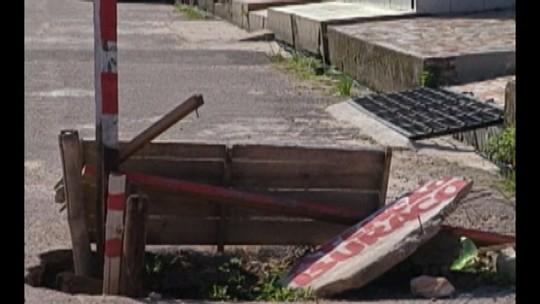 Em Ananindeua, moradores reclamam das obras paradas em rua na Cidade Nova 6