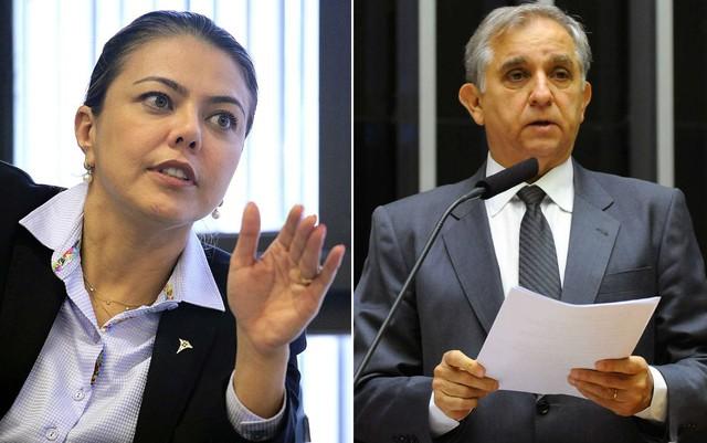 Leila- do- Vôlei- (PSB)- e -Izalci- (PSDB)- eleitos- senadores -pelo -Distrito- Federal