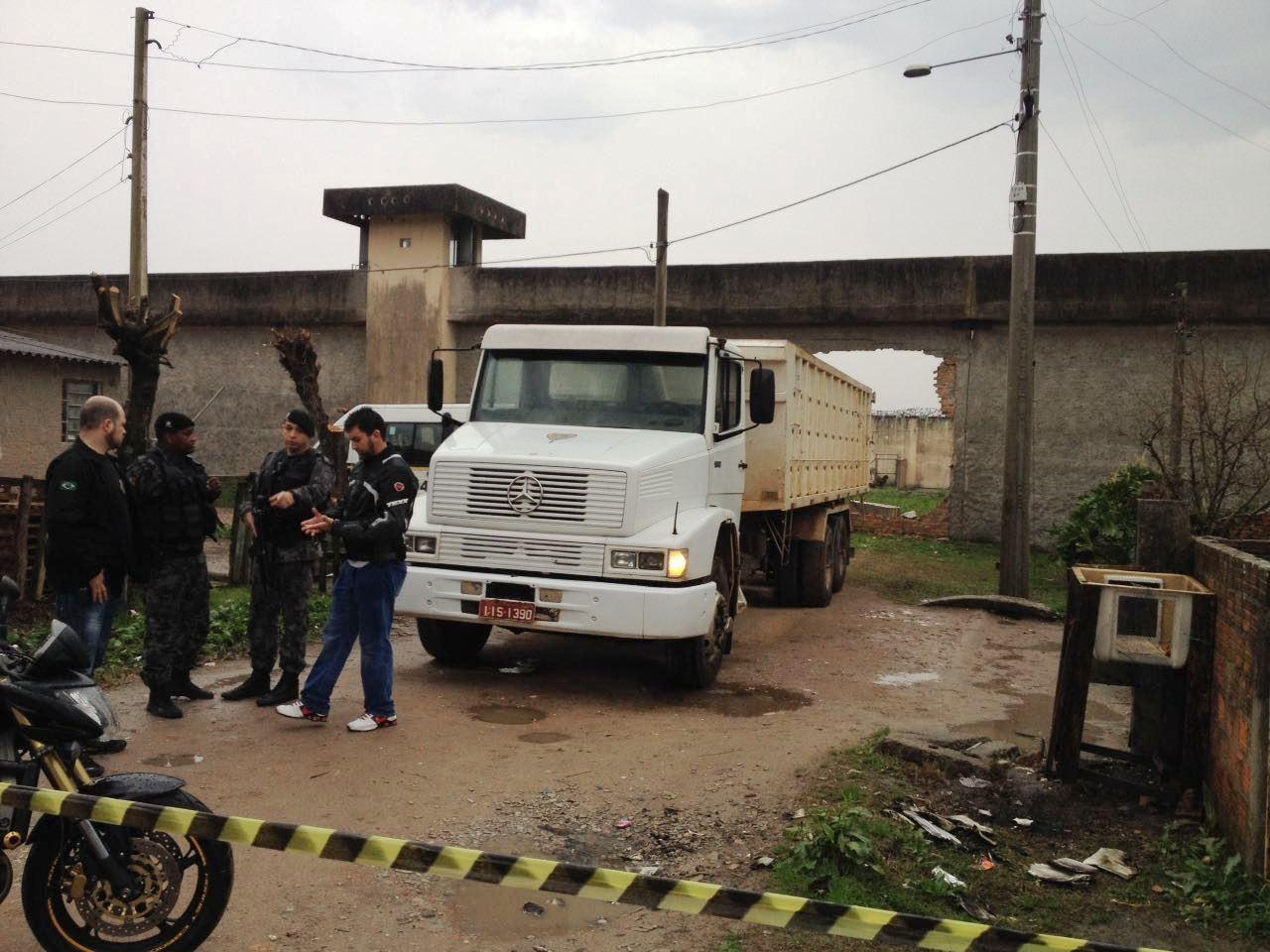 Preso no Paraguai homem que fugiu de presídio de Pelotas em 2016 após caminhão derrubar muro - Noticias