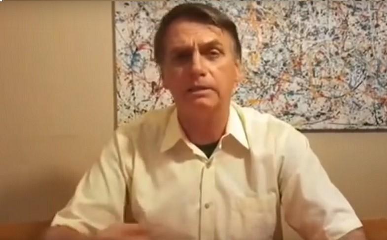 politica-bolsonaro-live (Foto: Reprodução/YouTube)
