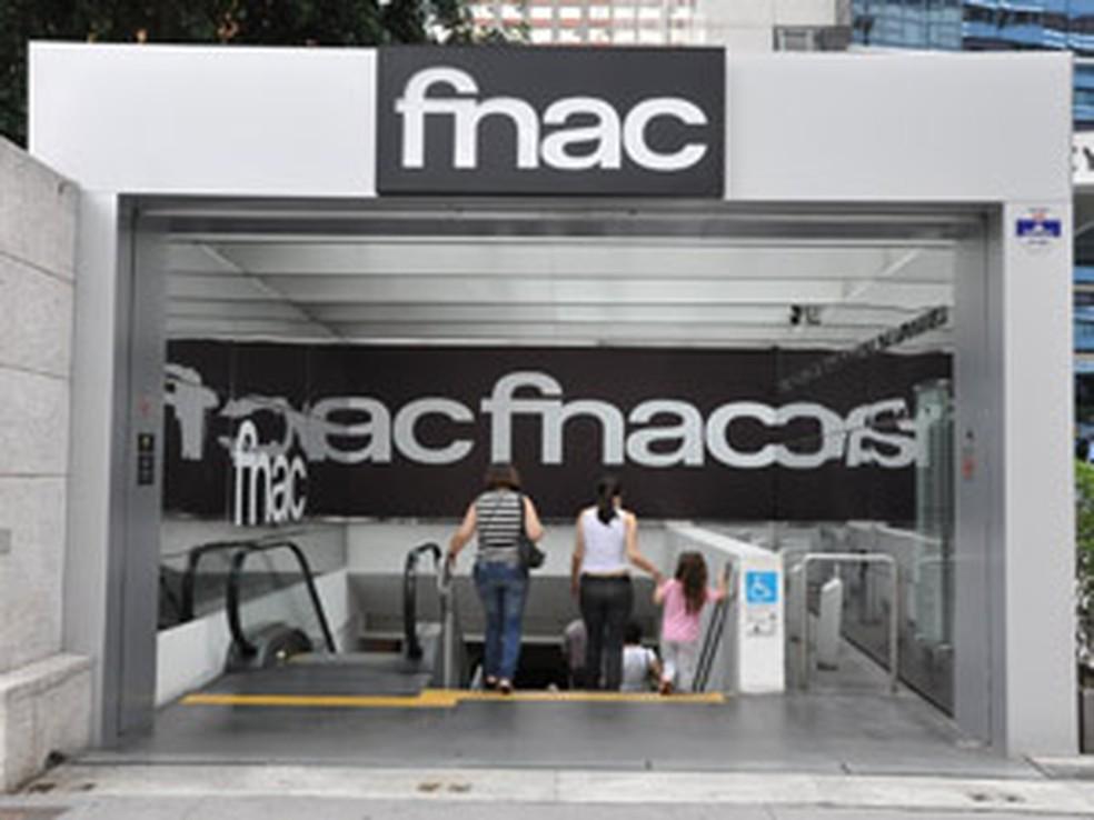 23e3c14f2c3 ... A loja da Fnac funcionava na Avenida Paulista desde 2003 — Foto   Divulgação