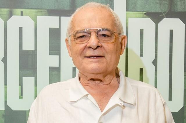Othon Bastos (Foto: Globo/Gustavo Scatena)
