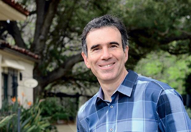 """Lawrence Levy, ex-executivo da Pixar, em São Francisco (EUA): """"As chamas da criatividade apagam-se sob pressão"""" (Foto: Divulgação)"""