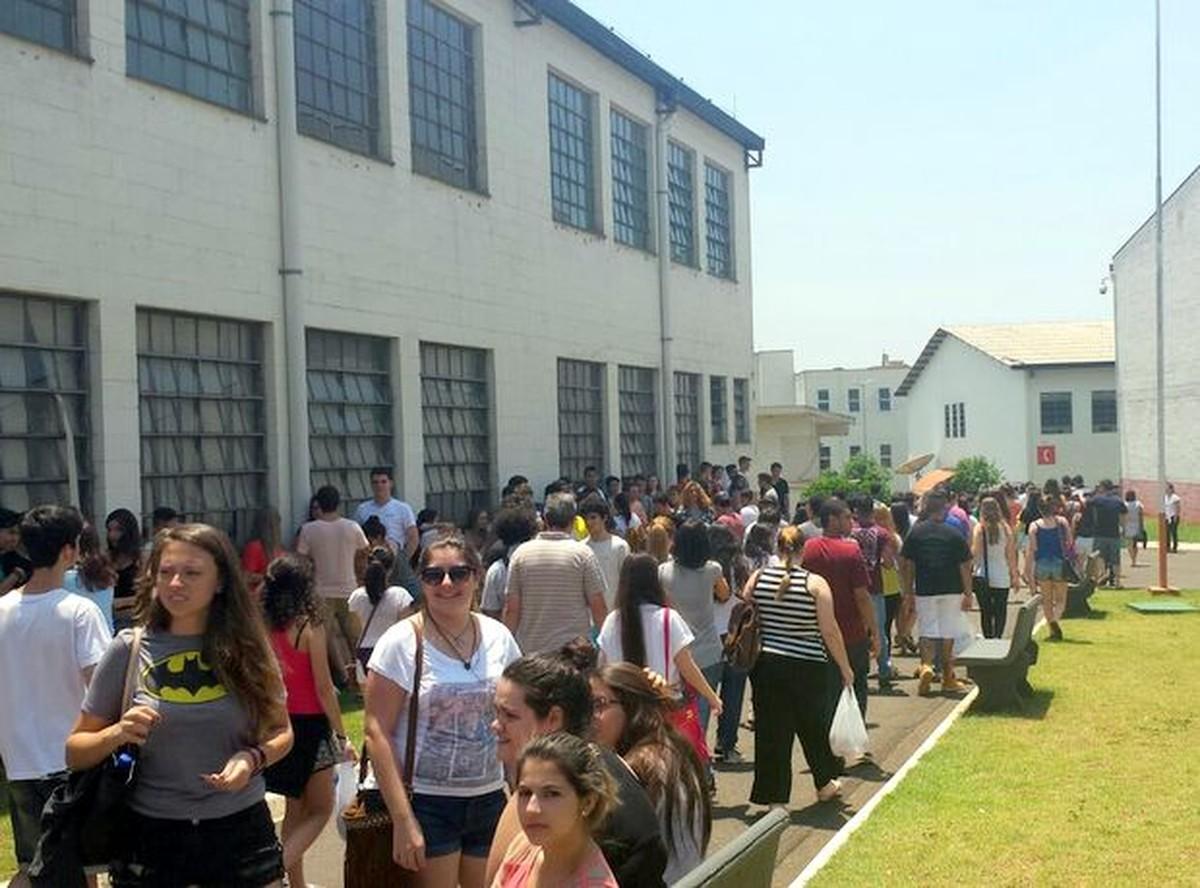 Enem: 24,7 mil estudantes fazem provas na região de Piracicaba, SP