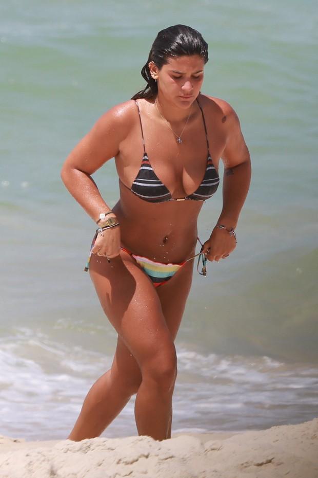 Giulia Costa (Foto: Dilson Silva/AgNews)