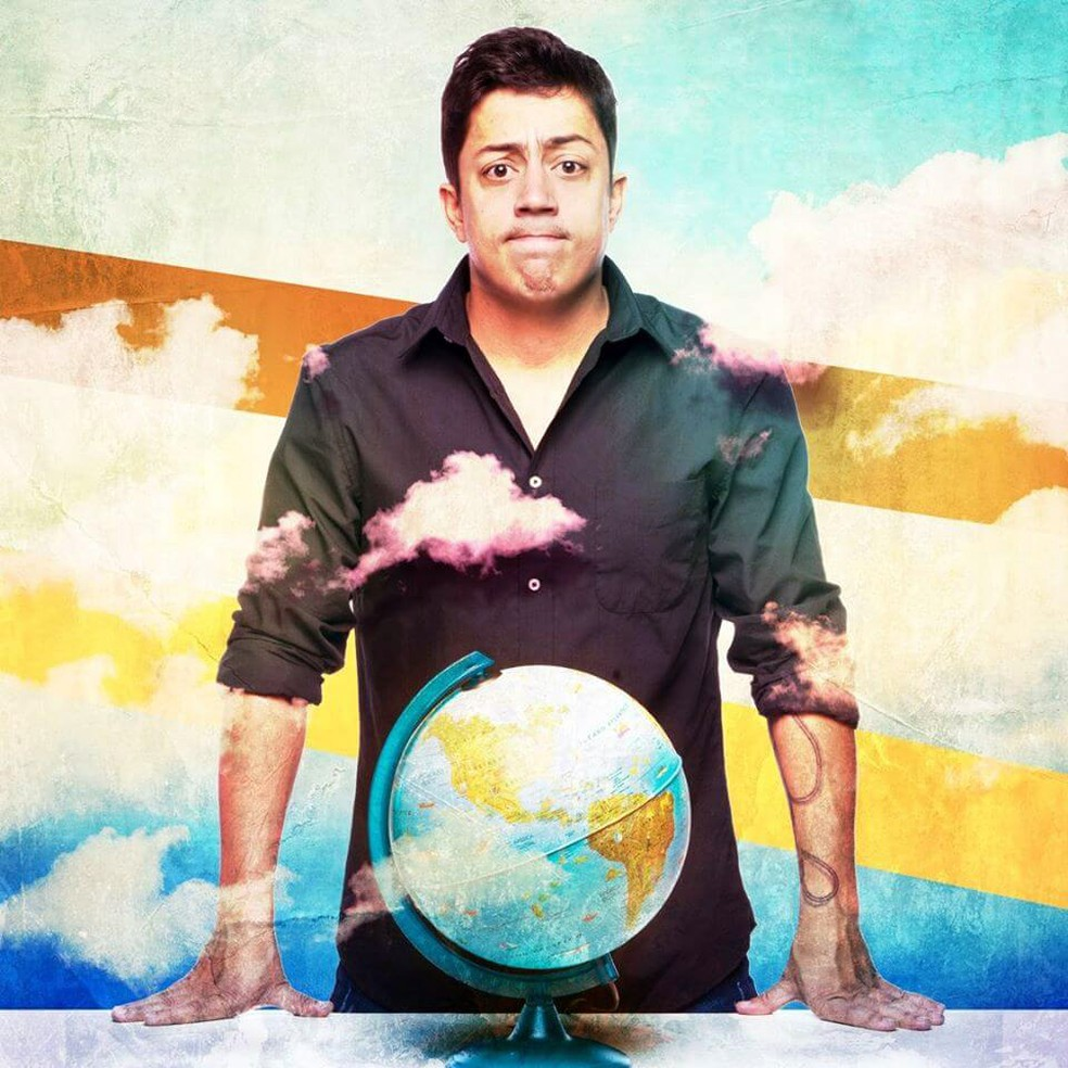 Humorista Renato Albani se apresenta no domingo em Volta Redonda — Foto: Divulgação
