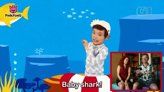 'Baby Shark' é avaliado pelo Palavra Cantada: Como 2 acordes ganharam 2 bilhões de views?