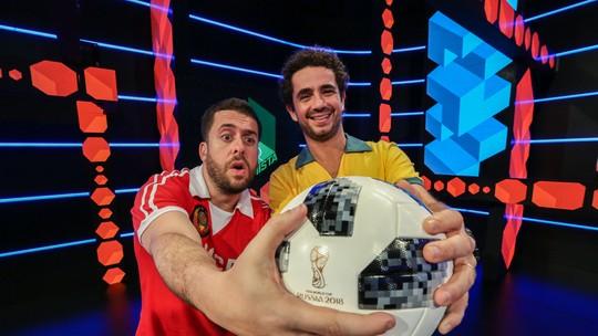 Felipe Andreoli e Maurício Meirelles dão seus palpites para os primeiros jogos do Brasil na Copa do Mundo