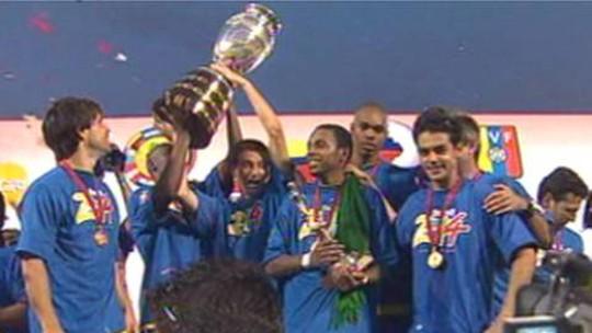 Conmebol levou US$ 1 mi por final da Copa América 2007, diz ex-prefeito