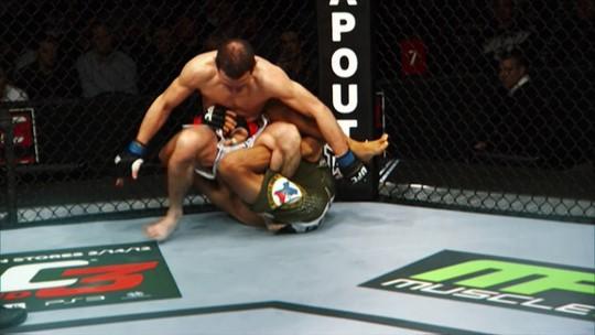 UFC 25 anos: relembre as cinco maiores finalizações do Ultimate