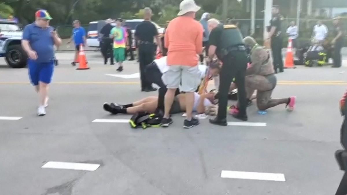 Homem morre após atropelamento em parada do Orgulho LGBT+ nos EUA