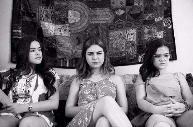 Maisa Silva, Klara Castanho e Mel Maia (Foto: Reprodução/Instagram)