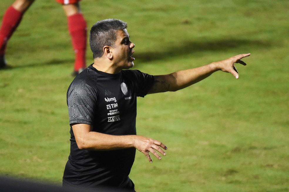 Marcelo Cabo, Vasco — Foto: André Durão/ge