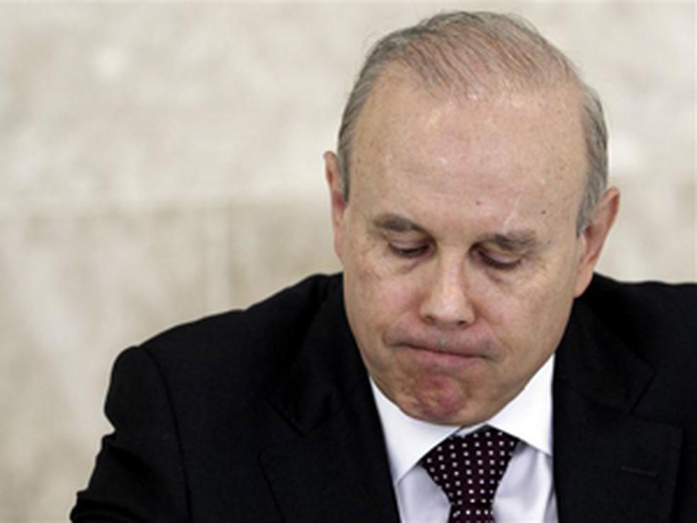 O ex-ministro da Fazenda Guido Mantega (Foto: Reuters)