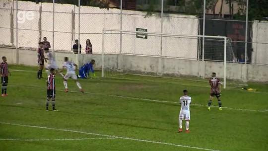 Gui Mendes dá show, faz um hat-trick e comanda a goleada do Ituano sobre o Serra pela Série D