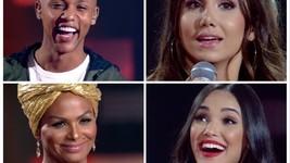 Entenda  a dinâmica  da semi do 'The Voice'  (Globo/ Divulgação )
