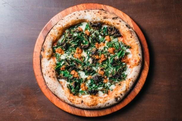 Pizza della Calabria: para celebrar os 23 anos da Bráz