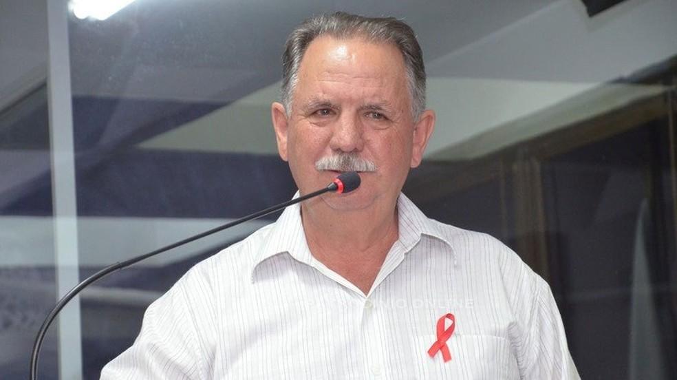Jorge Marra Secretário Obras Patrocínio — Foto: Prefeitura de Patrocínio/Divulgação