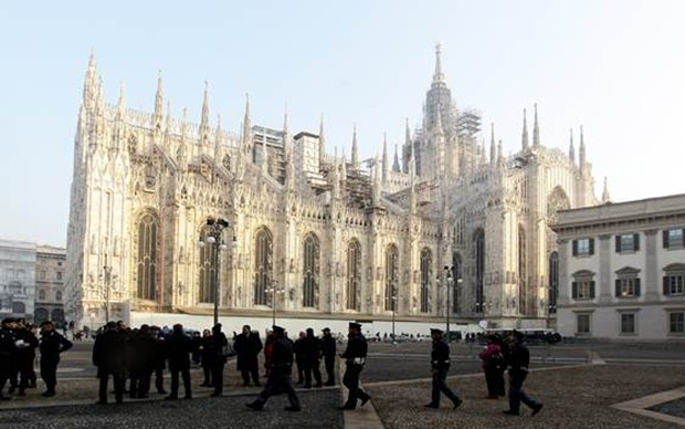 Belezas milanesas (Foto: Instagram, Milan City Pass, Getty Images, Fondazione Prada, Milano Card.)