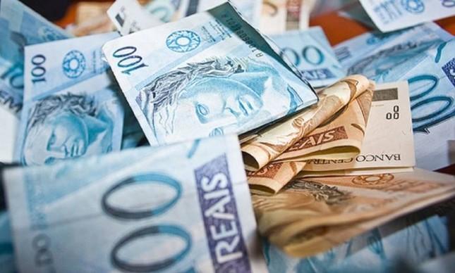 Notas de R$ 50 e R$ 100