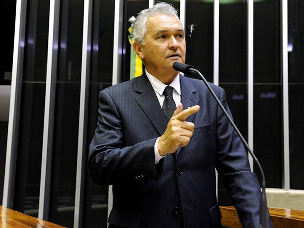 Deputado General Girão foi eleito pelo PSL no Rio Grande do Norte — Foto: Câmara Federal