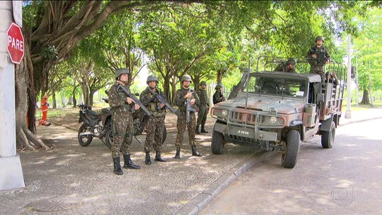 Mesmo com tropas federais nas ruas, novos casos de violência são registrados no Rio neste sábado