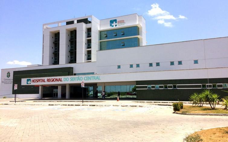 Hospital Regional do Sertão Central, no Ceará, retoma visitação para pacientes sem Covid-19
