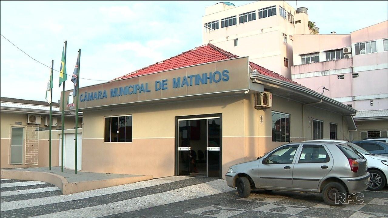 MP-PR pede bloqueio de bens de presidente da Câmara de Matinhos por falta de controle nos gastos com diárias