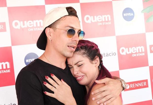 Di Ferrero e fã (Foto: Renato Wrobel/Ed. Globo)