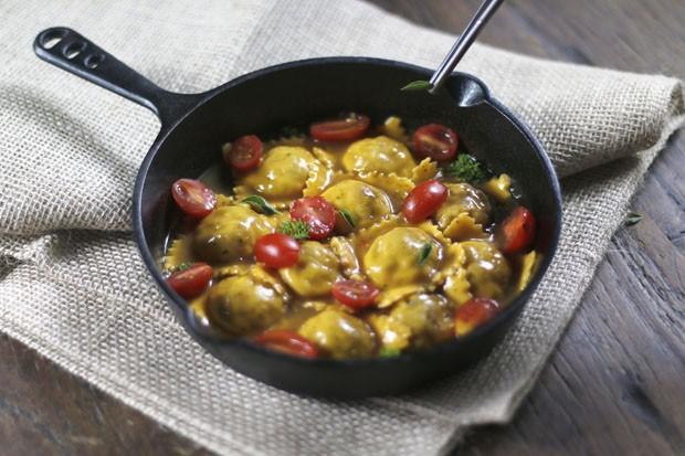 Receita de ravióli: 6 ideias para você variar no prato (Foto: Divulgação)