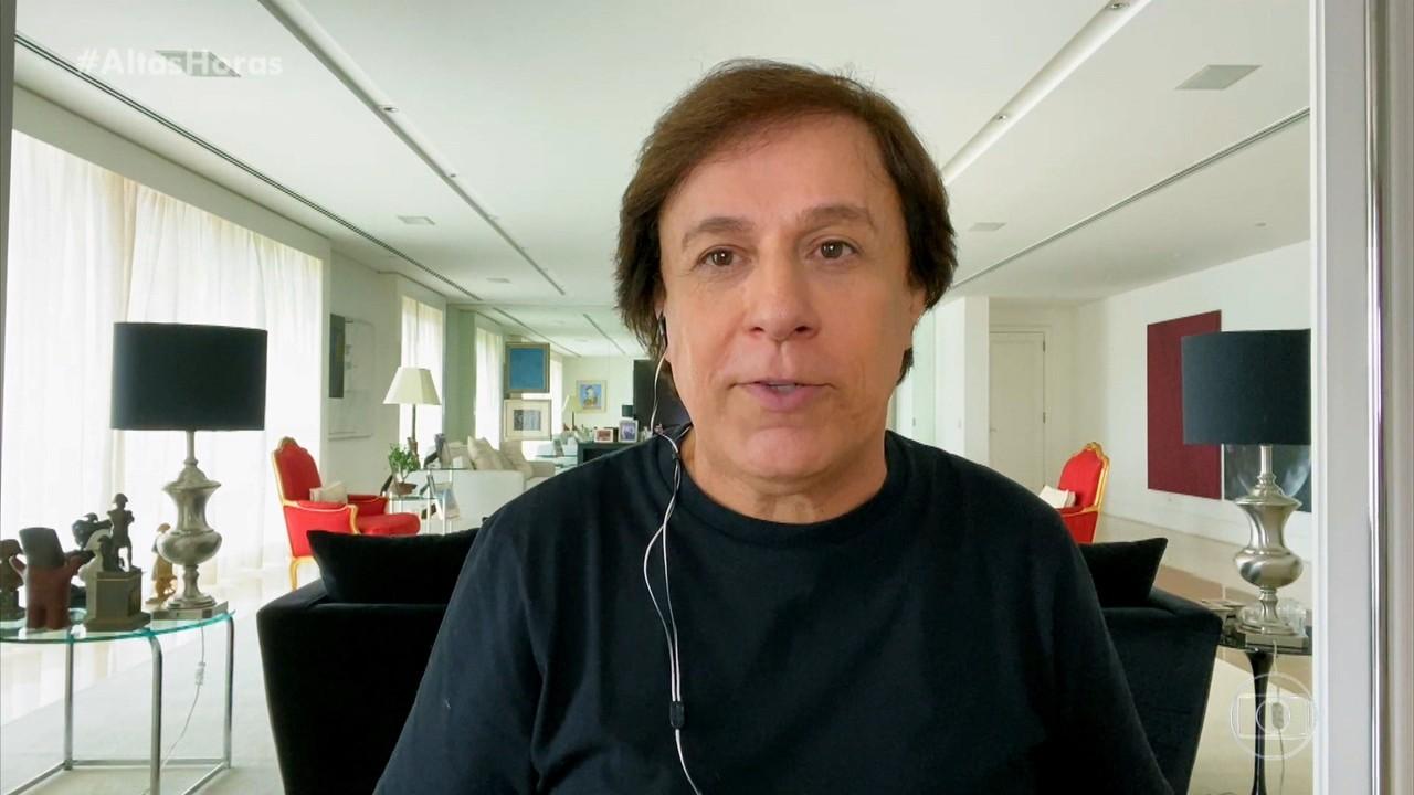 Tom Cavalcante conta que tem mais de cem personagens