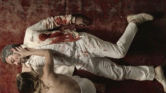Resumo de 'A Regra do Jogo': Romero morre, Zé Maria vai preso e Kiki confessa que matou Gibson