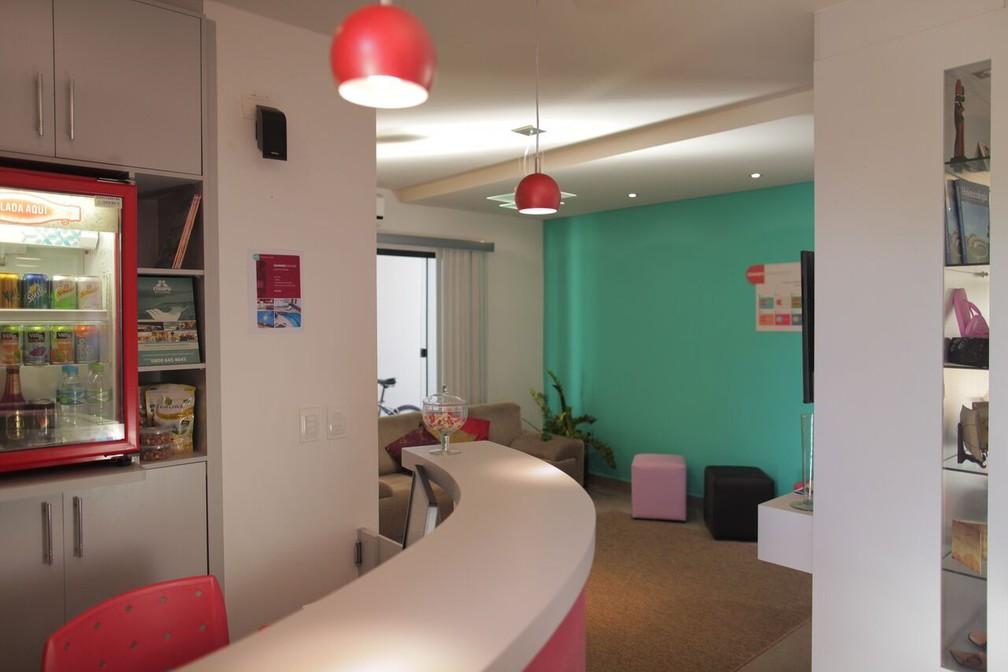 Com inspiração europeia e proposta sustentável, o Concept Design Hostel oferece uma experiência diferenciada aos hóspedes (Foto: Divulgação)